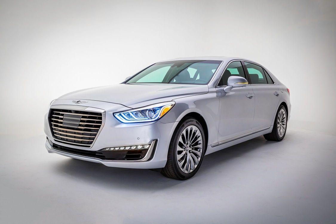 2017 genesis g90 luxurious sedan new brand http foyhouse com