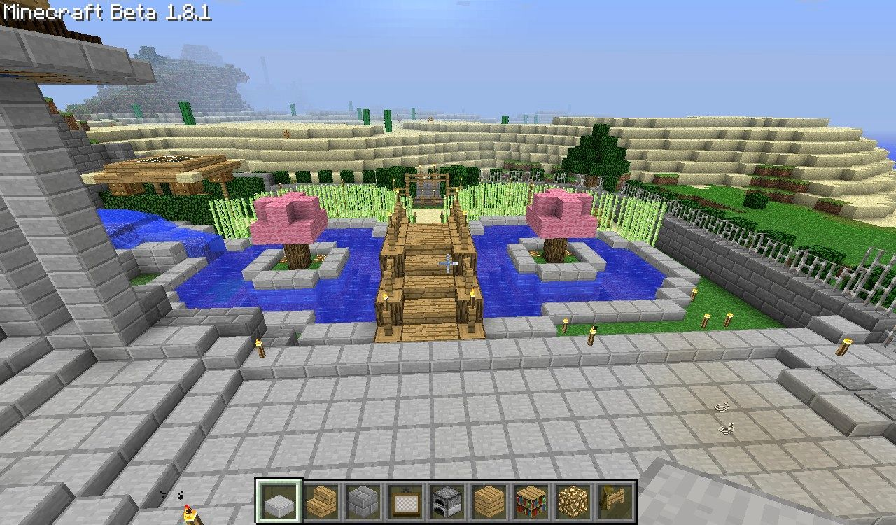 Attrayant How To Build A Zen Garden In Minecraft Mrblatcho And Me Minecraft .