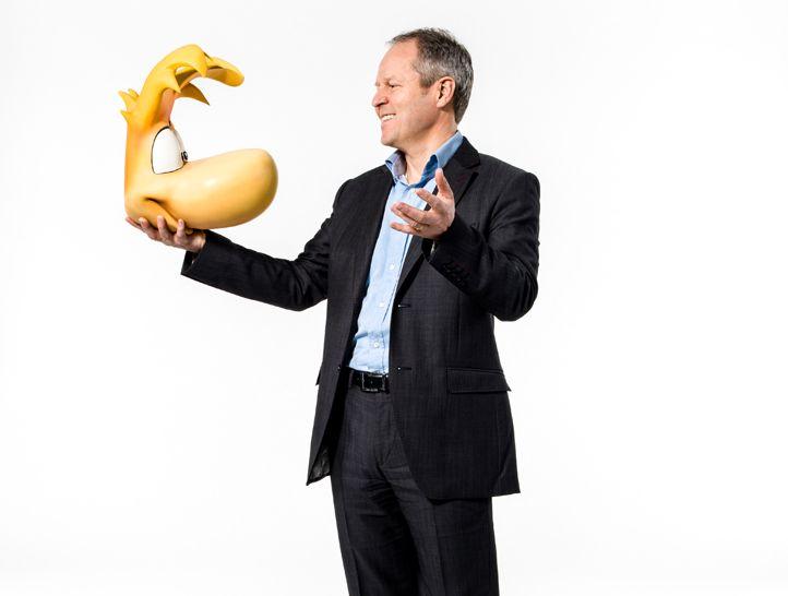 Yves Guillemot - Ubisoft