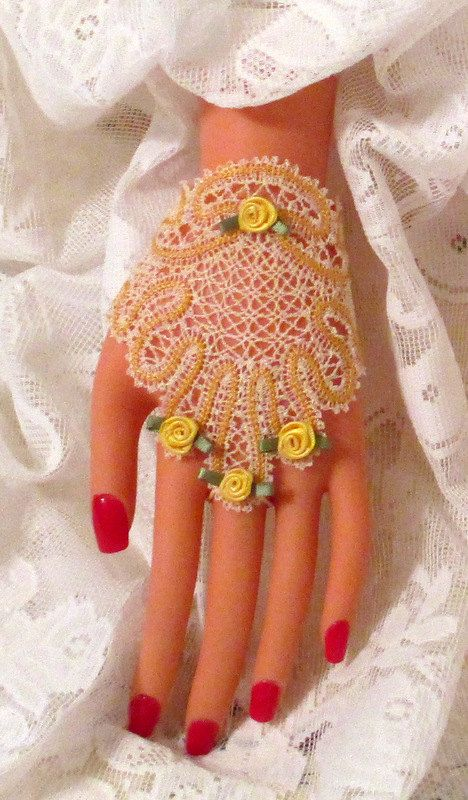 Fingerless Bridal GlovesBrides Maids Matron of by joyspecialties, $20.95