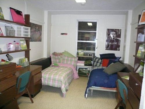 Typical Um Freshman Dorm Room University Of Miami Dorm