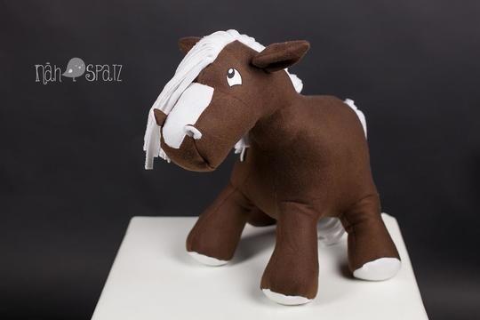 Schnittmuster + Nähanleitung Pegasus (Pony) in zwei Größen | eBooks ...