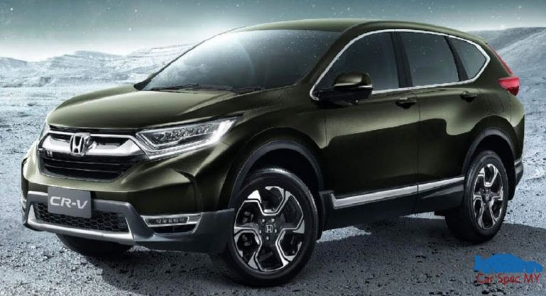Honda Crv Malaysia 2020 Price Specs Features And Fuel Economy In 2020 Honda Crv Honda Crv Touring Honda Cr