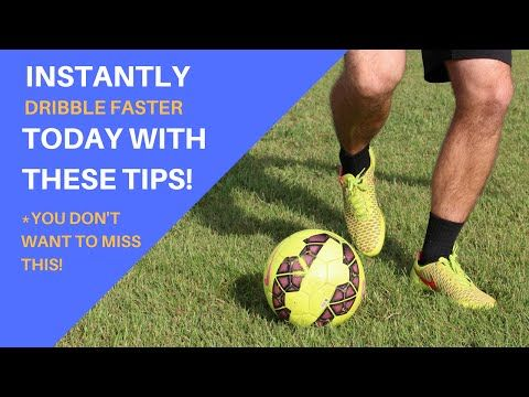 How To Instantly Dribble Better In Soccer Improve Your Dribbling Skills Right Now Youtube Soccer Techniques Soccer Drills Soccer Dribbling Drills