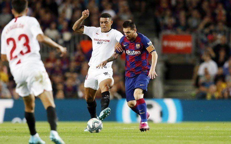 How to watch Sevilla vs. Barcelona La Liga live stream in