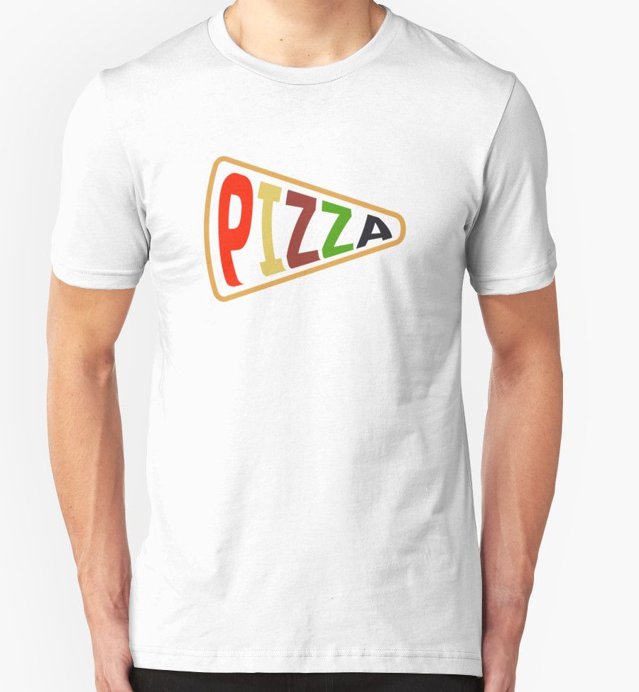 """Pizza"" T-Shirts & Hoodies by Stock Image Folio 