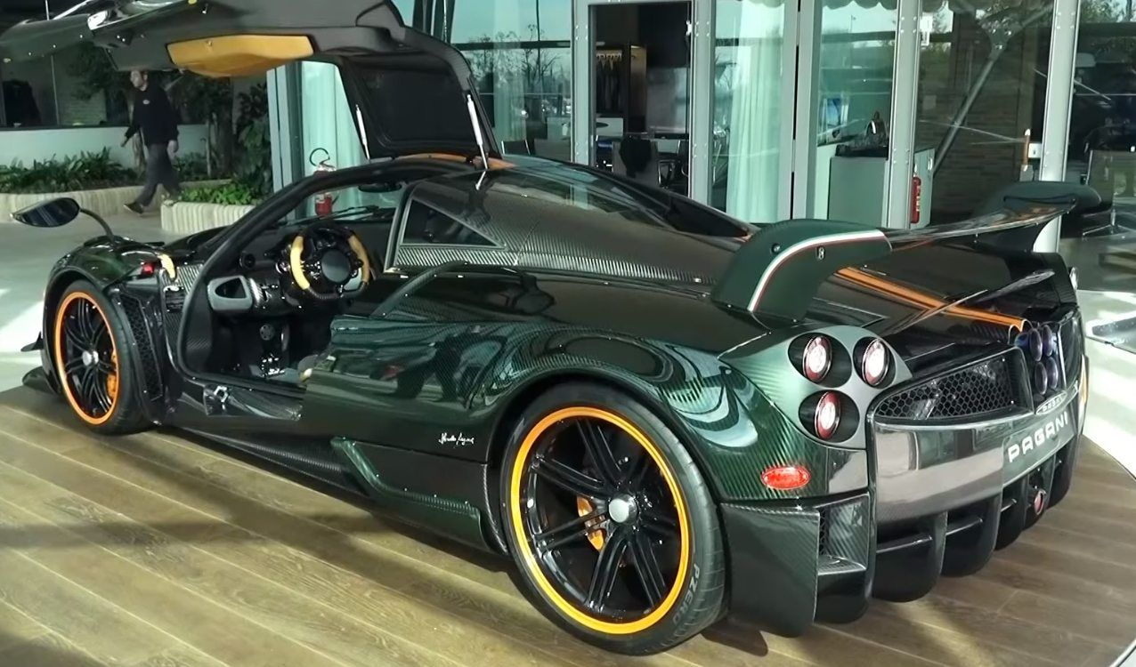 Top 10 Most Expensive Cars In The World In 2017 | Pagani Huayra, Expensive  Cars And Cars