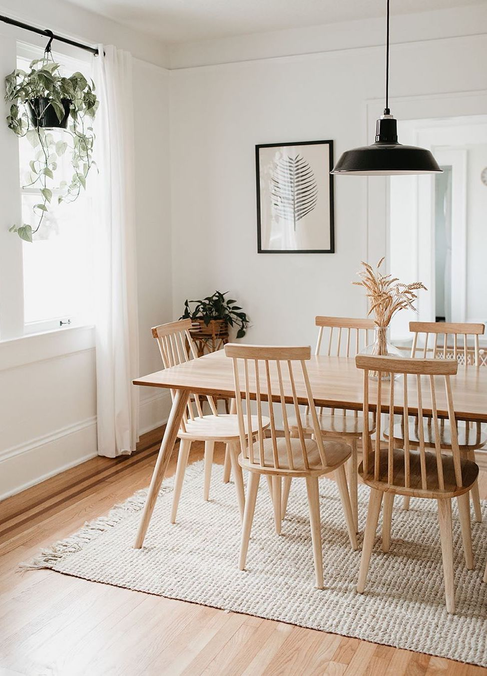 Choosing The Right Dining Chairs For Your Dining Room Table Is No Easy Decision If You Host Wood Dining Room Solid Wood Dining Chairs Dining Room Inspiration