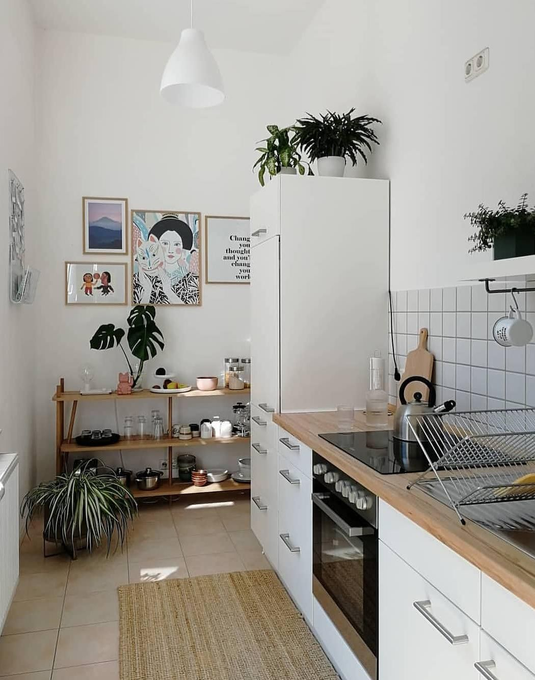 9 Small Kitchen Design Ideas You Will Wish to Copy These trendy ...