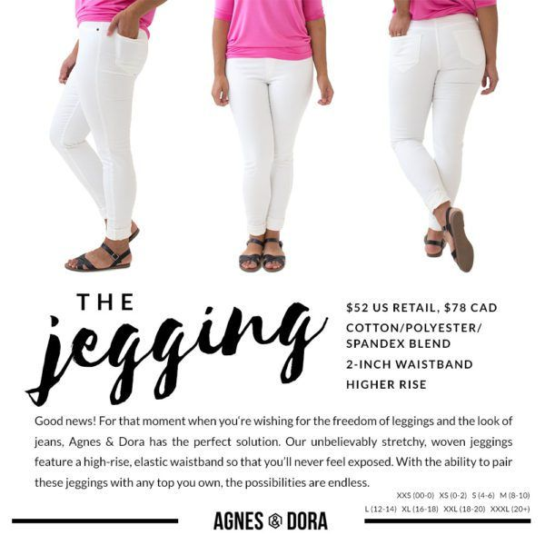 757643a612526 Shut the front door!! Agnes & Dora is releasing Jeggings!!! When you want  the comfort of leggings but want the look of jeans! The are super stretchy  and ...