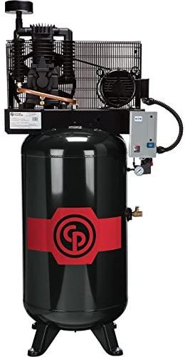 Chicago Pneumatic Air Compressor 80 Gallon