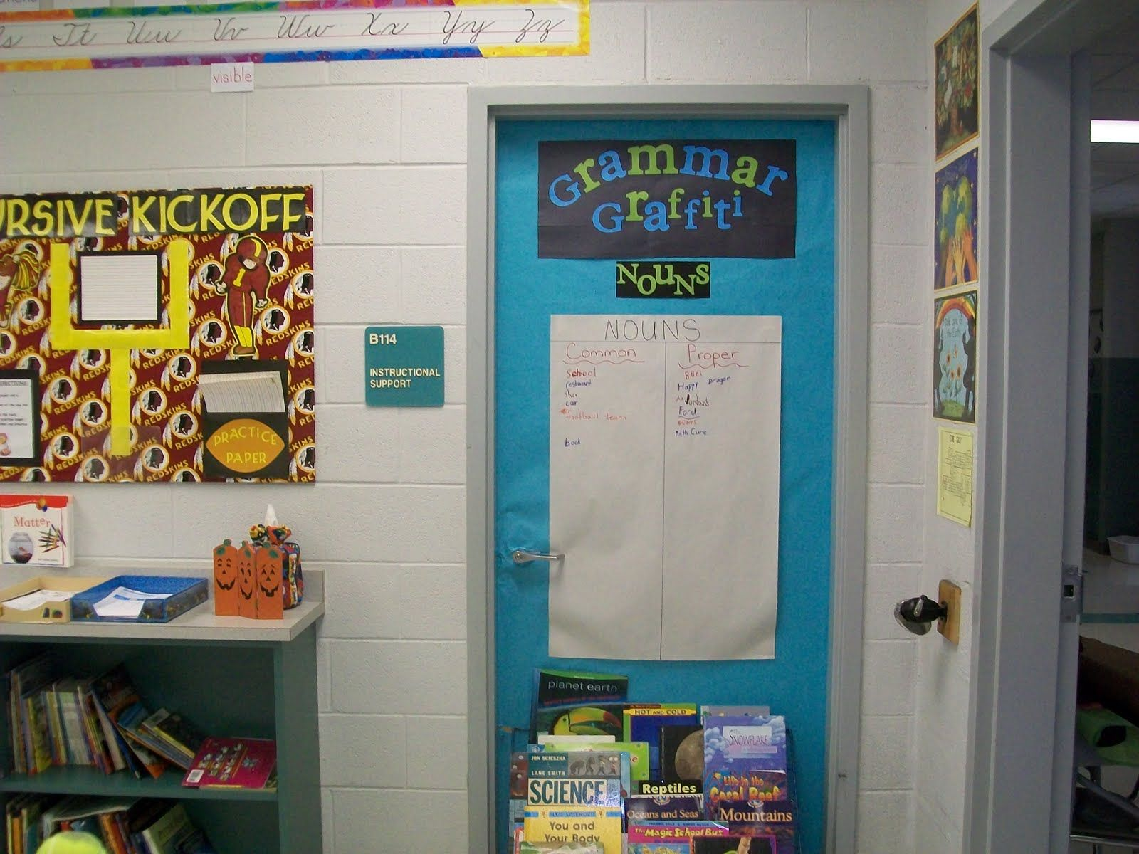 Modern Classroom Decorating Ideas : Classroom decorating ideas for middle school create your