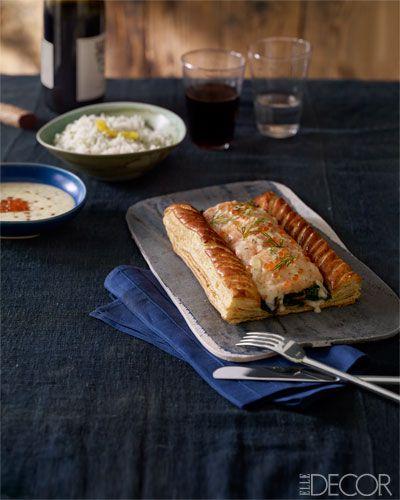 Daniel Boulud S Salmon Tarte Recipes Salmon Recipes