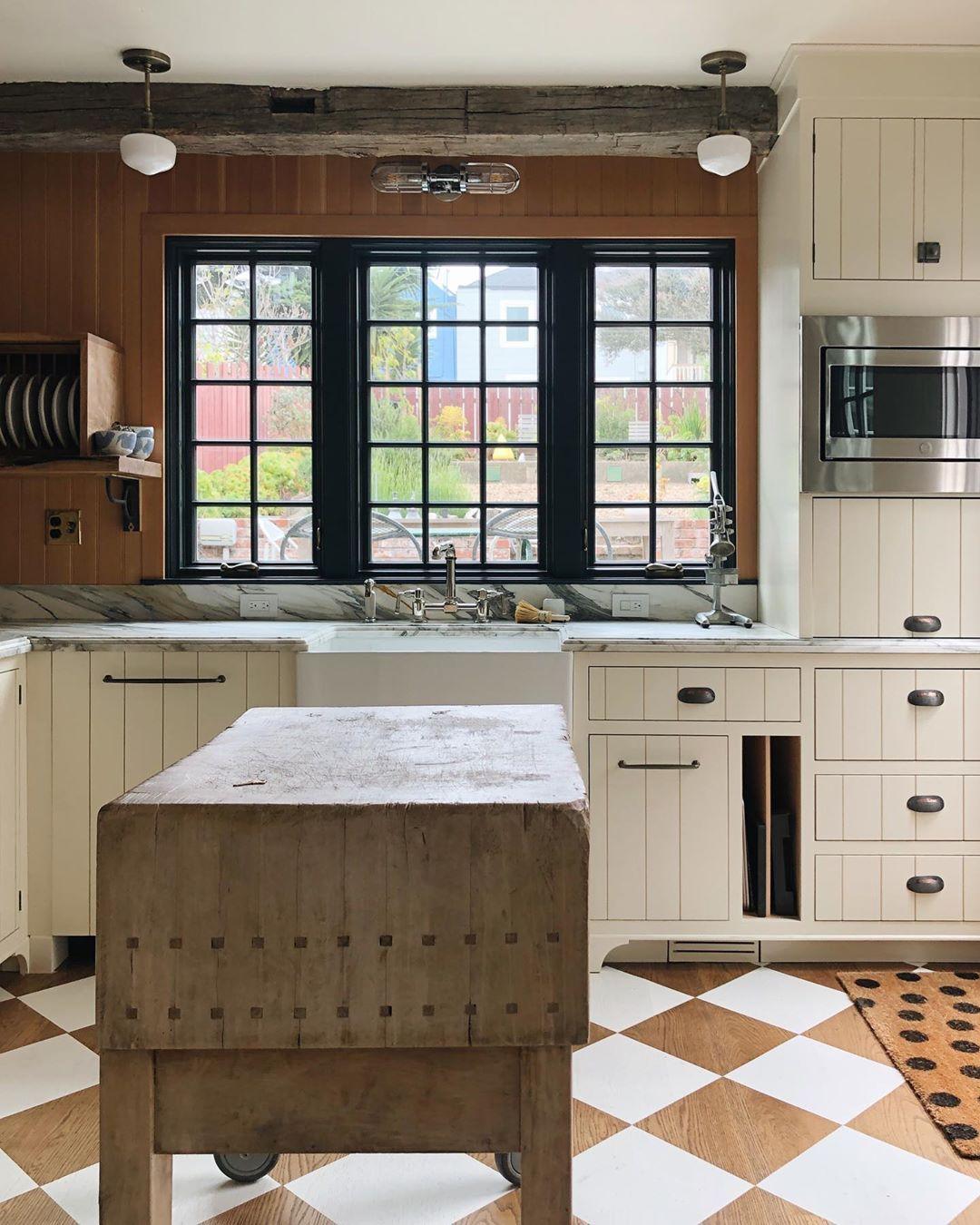 """Best Way To Clean Kitchen Floor: Lynn K. Leonidas On Instagram: """"nothing Makes Me Calmer"""