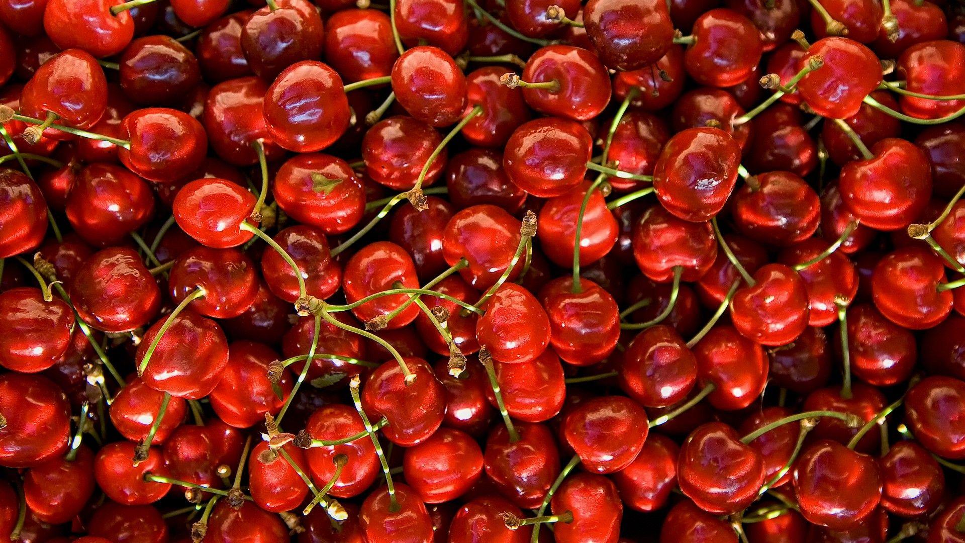 Cherries Cherry Fruits Hd Cherry Fruit Fruit Cherry Hd wallpaper red fruit cherries berries