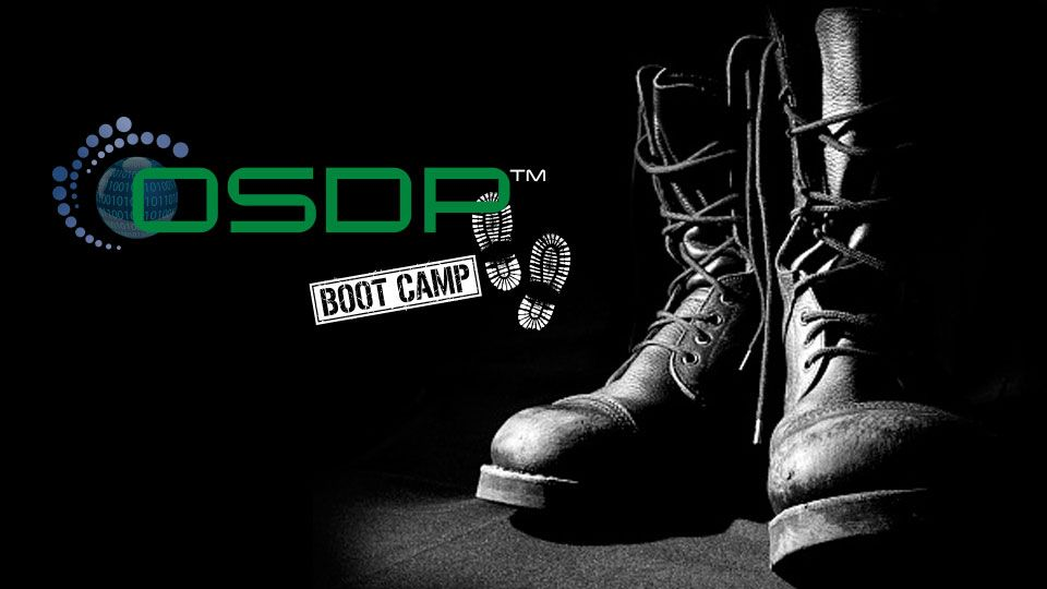 Osdp Bootcamp Final 002 Bootcamp Security Consultant Boots