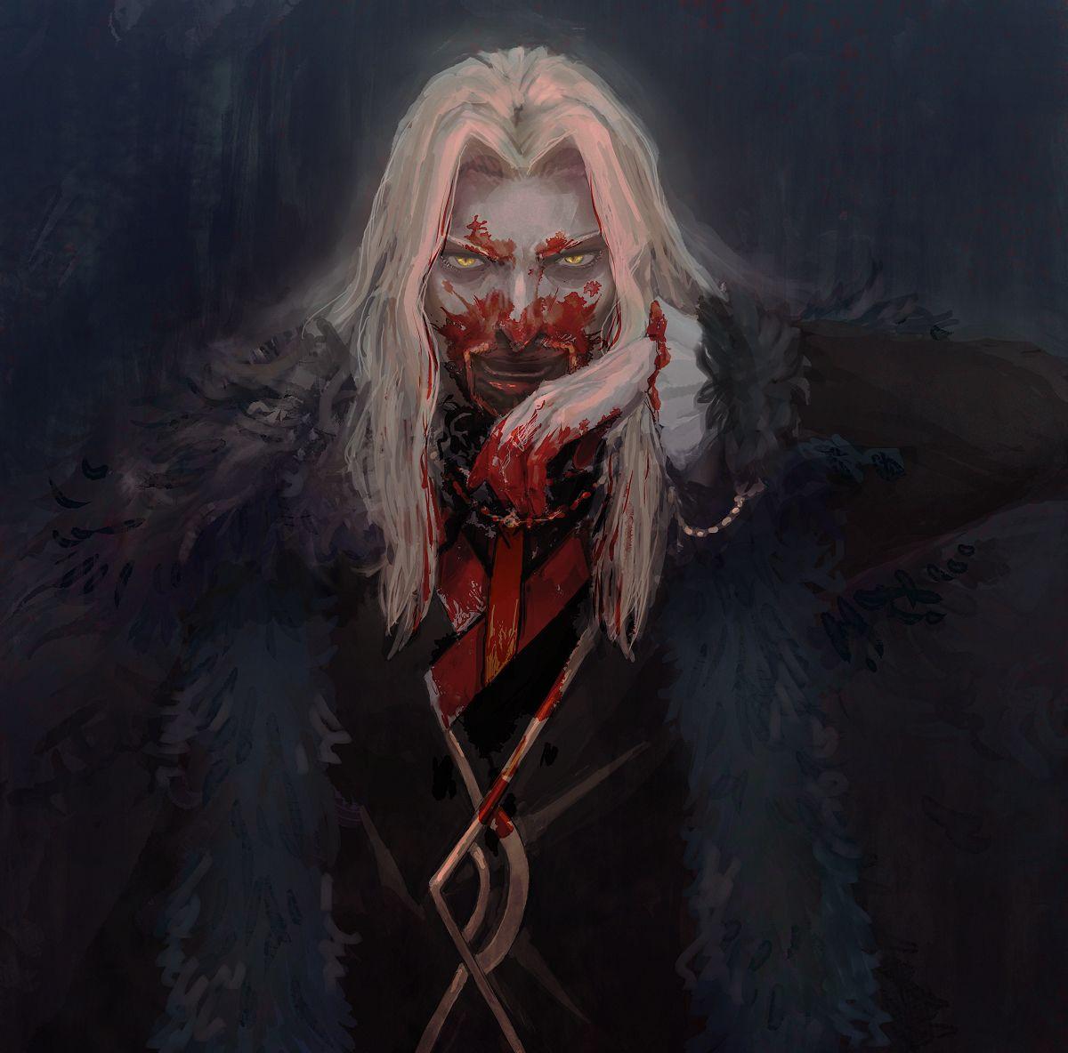 Vlad III【Fate/Apocrypha】 (With images) Marvel art