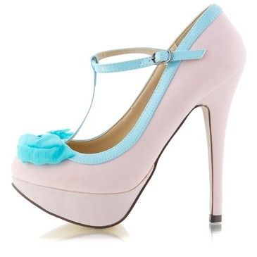 colourful female shoes lovleystyle