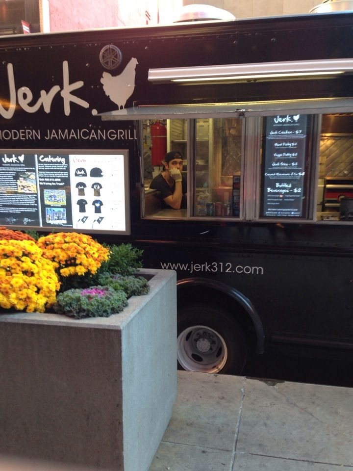 One Of Chicagos Finest Food Trucks Jerk Modern Jamaican Grill