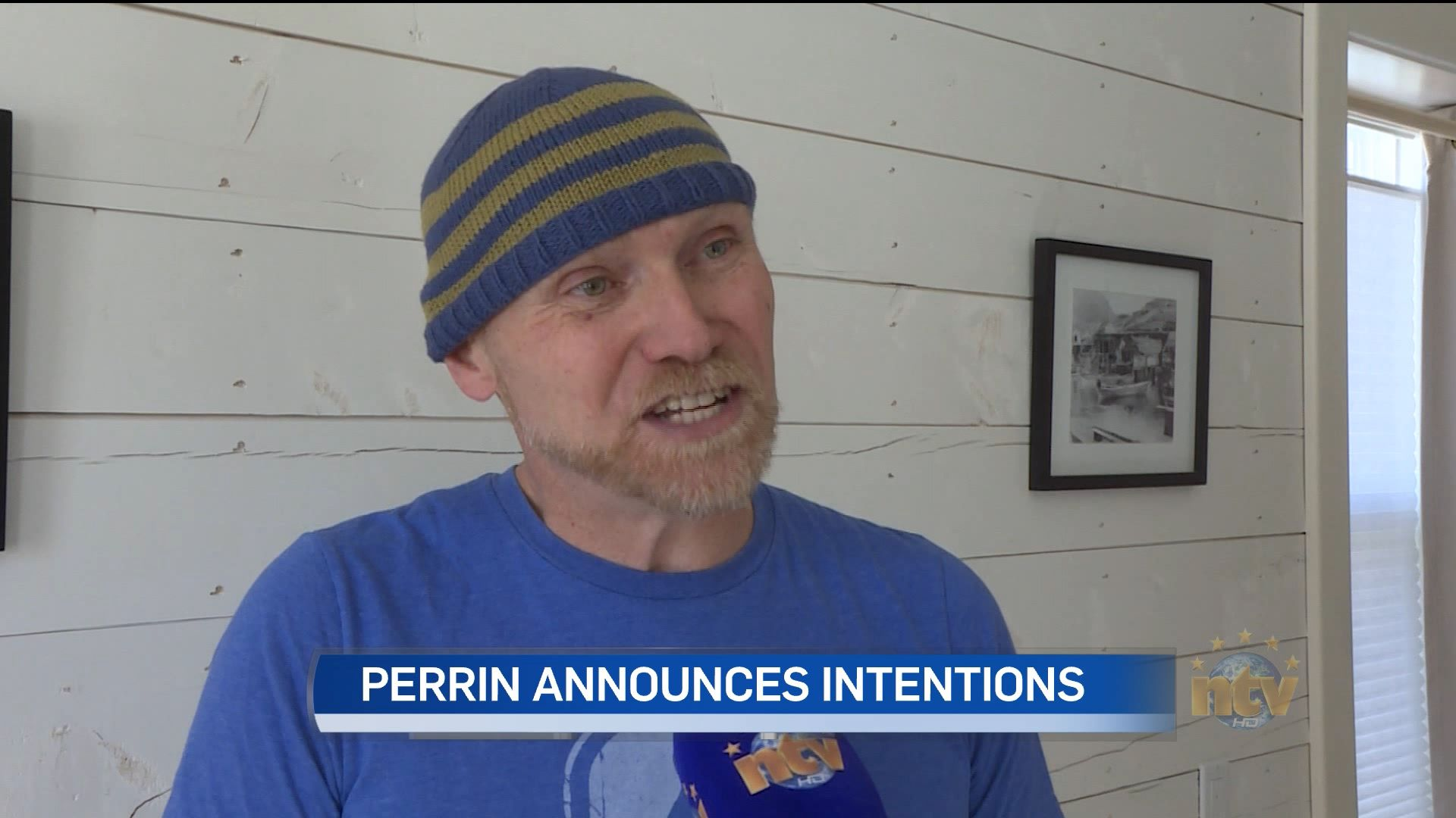 Todd Perrin running for PC nomination in St. John's East