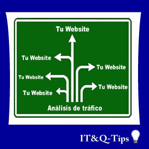 analizar tu trafico web, que terminos atraeb trafico a tu web con webmaster tools y trabaja en SEO con las landing pages que atraen al usuario