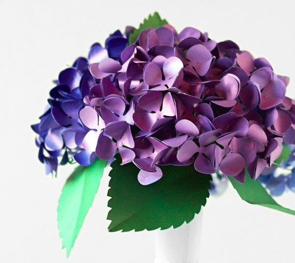 Paper hydrangea flowers by lia griffith with creativebug make it paper hydrangea flowers by lia griffith with creativebug make it now in cricut design space mightylinksfo Gallery