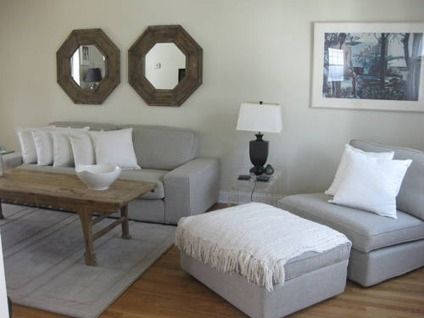 lovely ikea living room | Lovely Kivik Sofa Review #3 - Light Gray IKEA Kivik Sofa ...