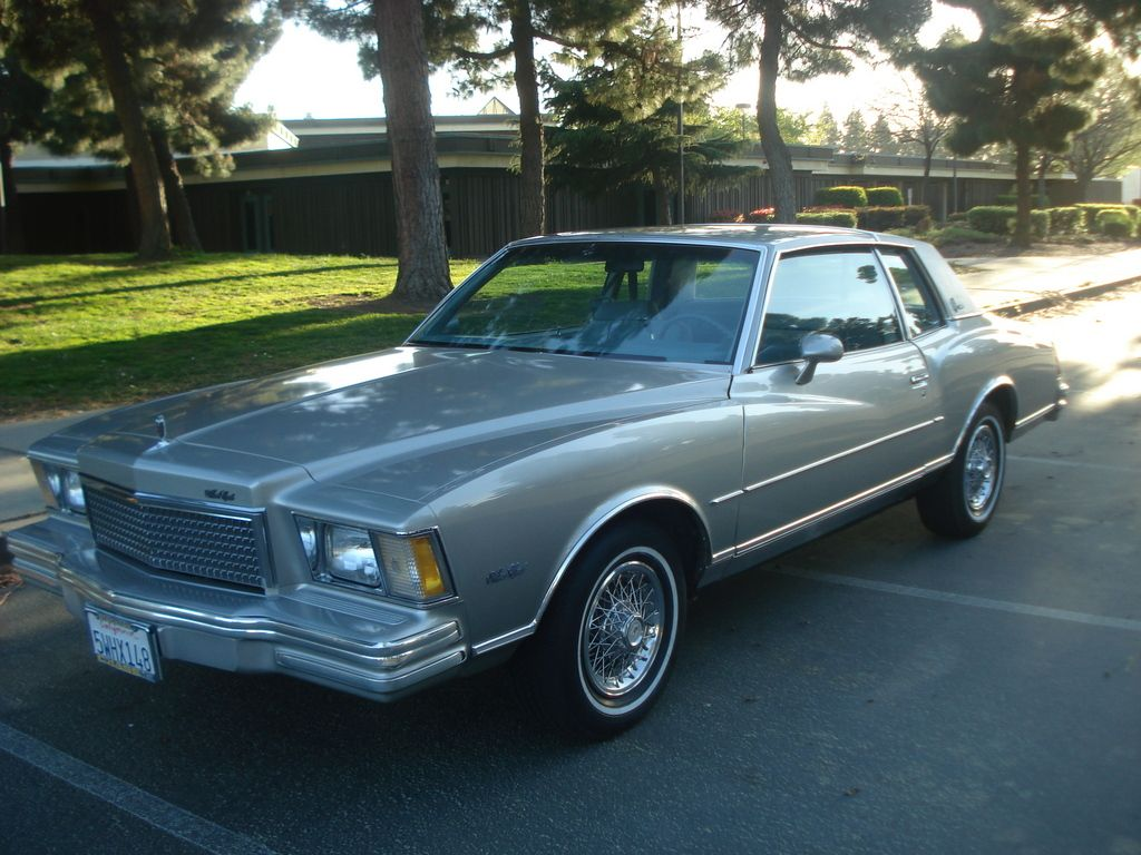 1978 Chevrolet Monte Carlo | Chevrolet Monte Carlo