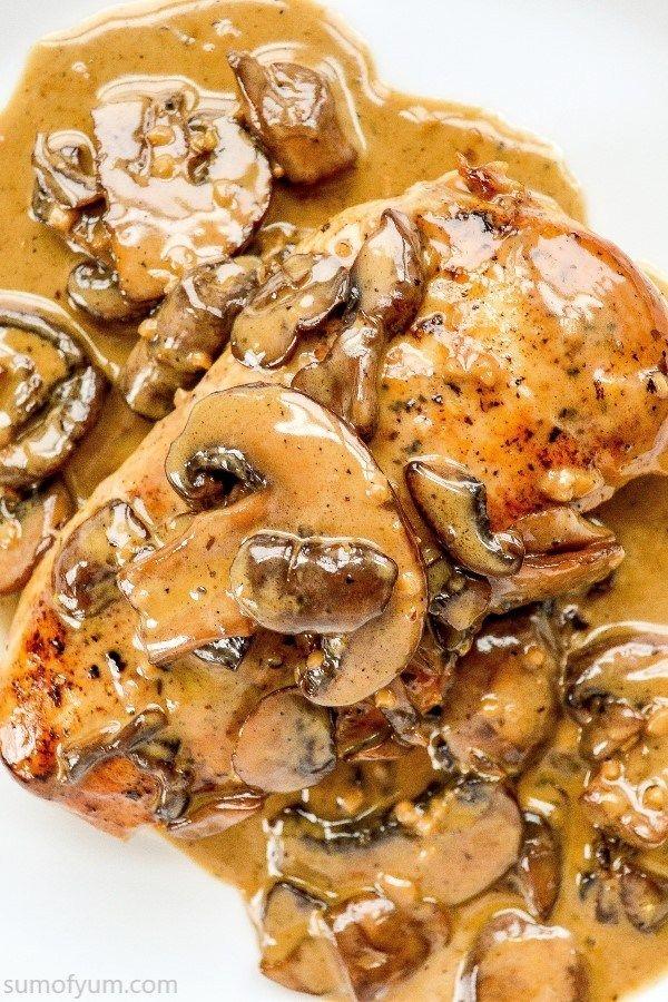 Bella Brandy Cream Chicken images