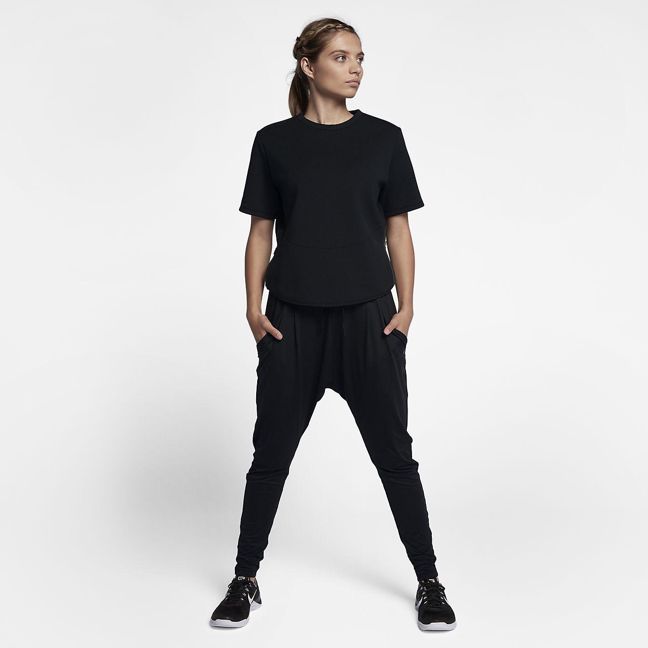 genuino mejor calificado lindos zapatos reputación confiable Dri-FIT Lux Flow Pantalón de entrenamiento de talle medio ...