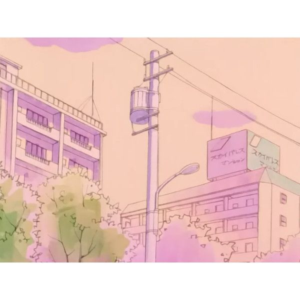 Tumblr Sailor Moon Aesthetic Anime Scenery Sailor Moon Background