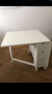 Ikea Schöneberg hallo br ich verkaufe meinen tollen klapptisch in weiß guter