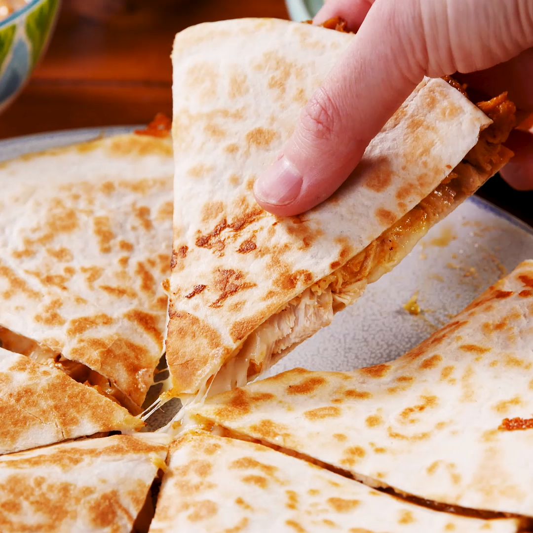 Copy Cat Taco Bell Quesadillas #tacorecipes