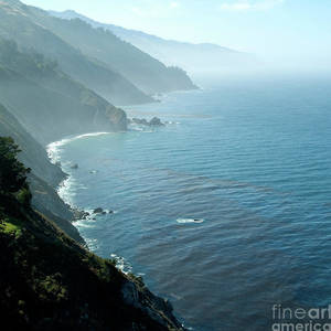 Big Sur Majesty by Charlene Mitchell