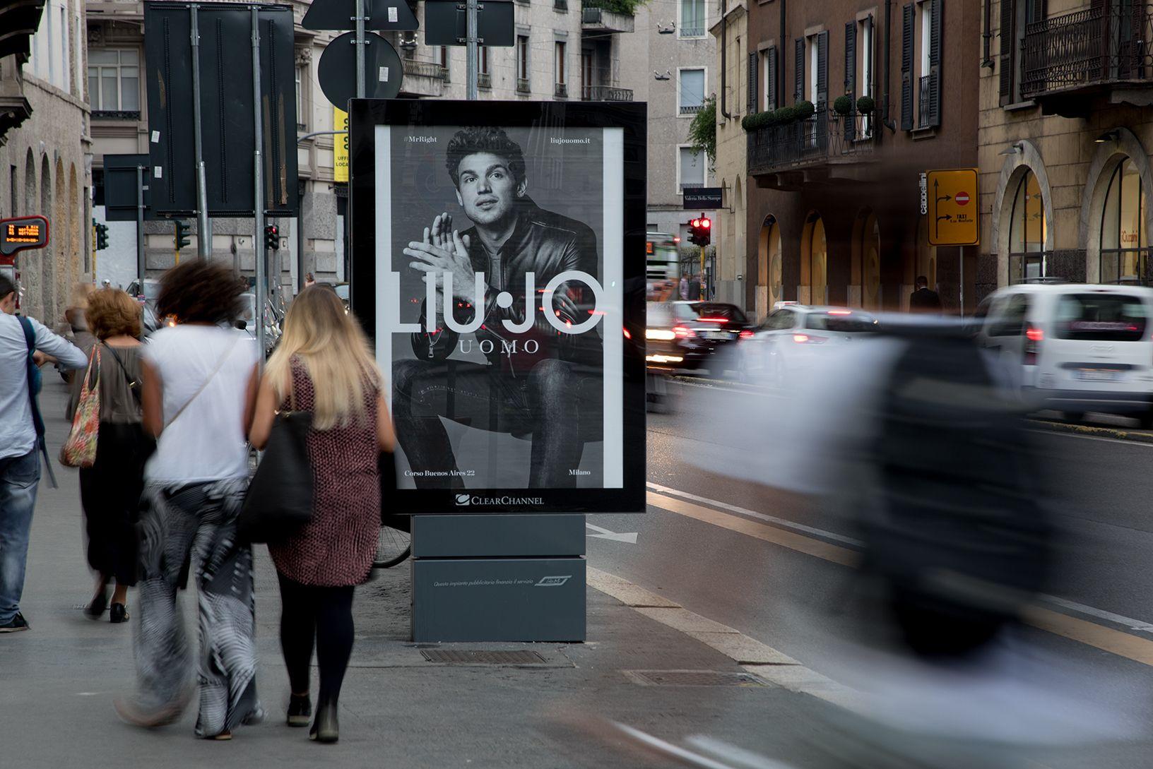 LIU JO Campagna Outdoor Milano - Italia  liujo  abbigliamento  moda  milano    b7891287130
