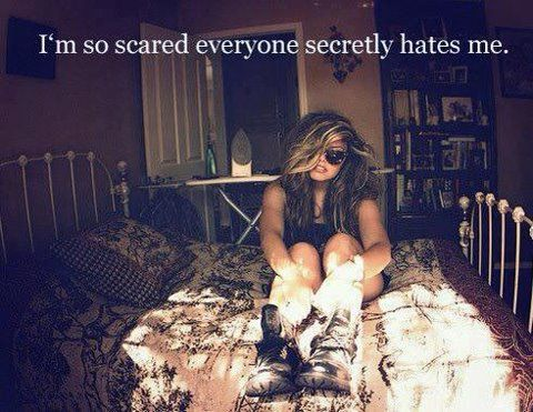 Yep.......it's only the truth....everyone at my school hates me