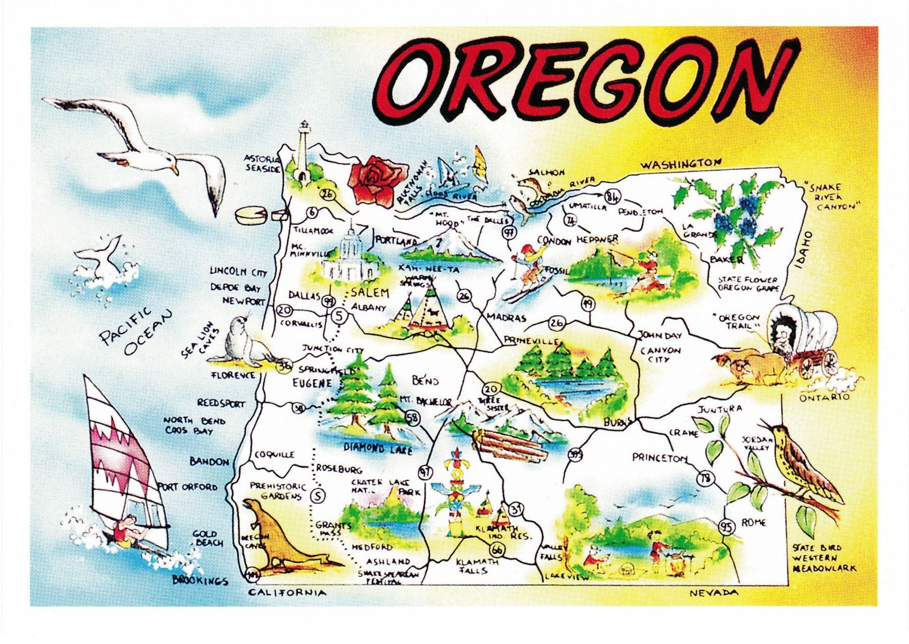 Maps Of Oregon Google Search Pacific Northwest Oregon Oregon