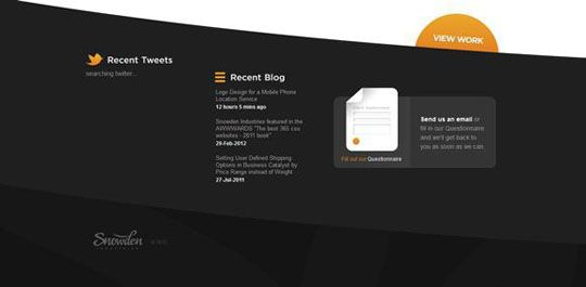 40 Inspirational And Creative Website Footer Designs Website Footer Footer Design Footer