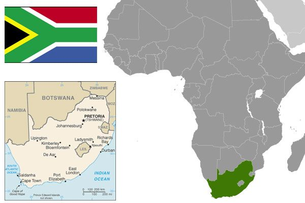 About the food of south africa pinterest south africa and africa south african maps flag courtesy of the cia world factbook gumiabroncs Gallery