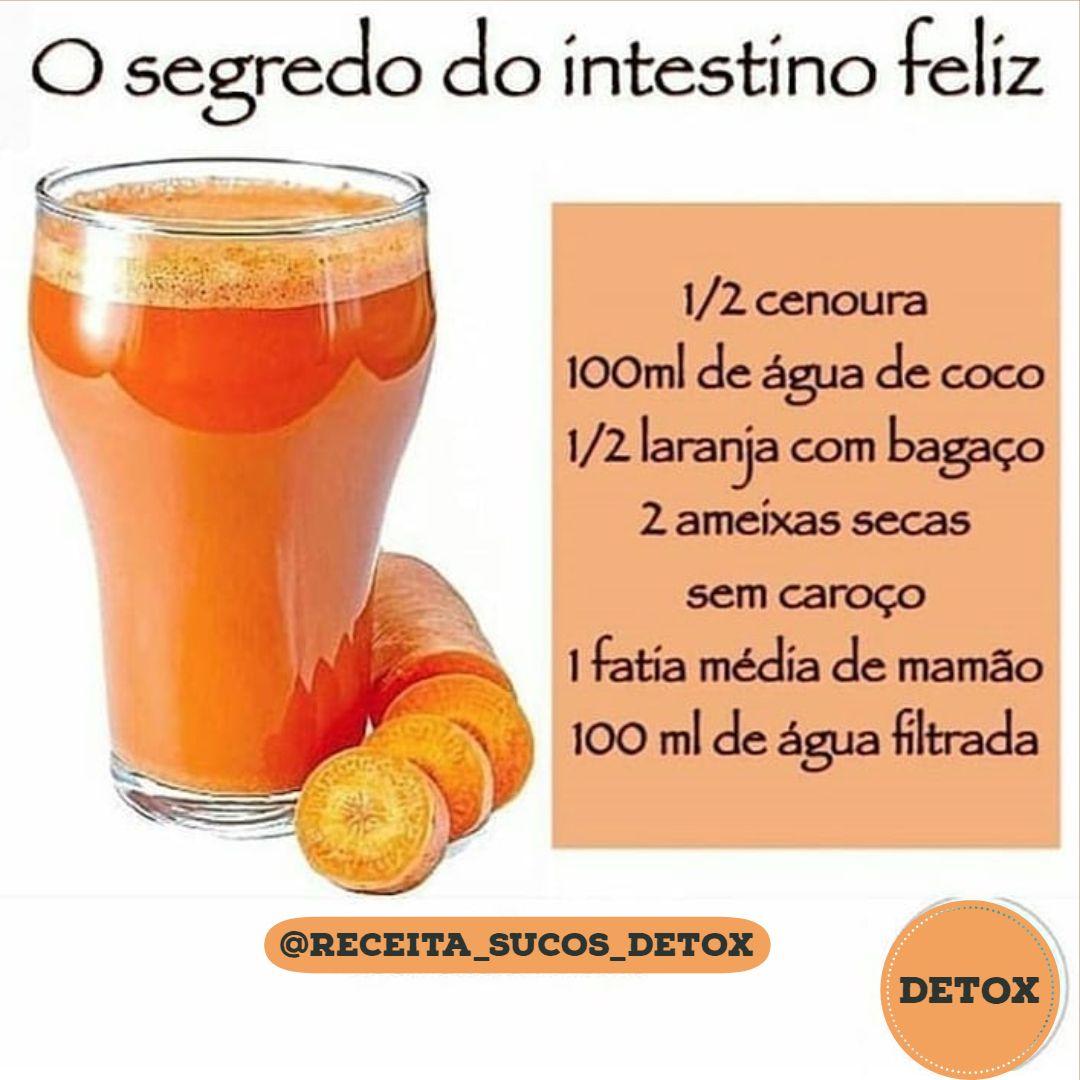 Os Sucos Detox Ajudam A Emagrecer E Limpar O Organismo Porque Tem