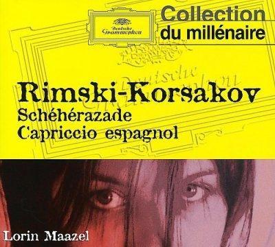 Adam & Eve Nicholas Rimsky-Korsakov - Rimsky-Korsakov: Capriccio Espagnol, Scheherezade