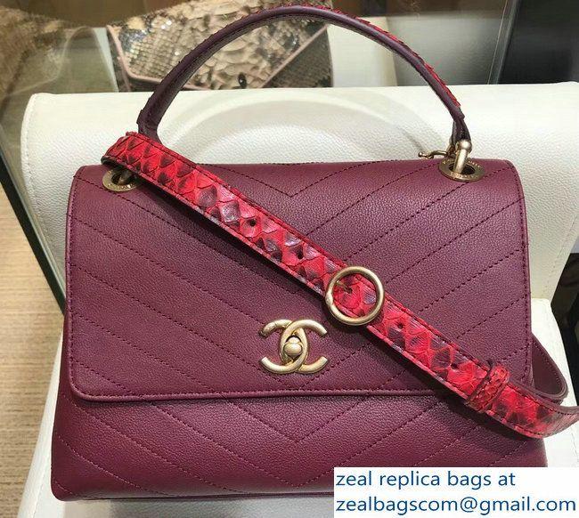 6dd2f0cfc4e949 Chanel Coco Luxe Small Flap Bag A57086 Light Gray 2018 | Luxury Bags |  Bags, Chanel, Luxury bags