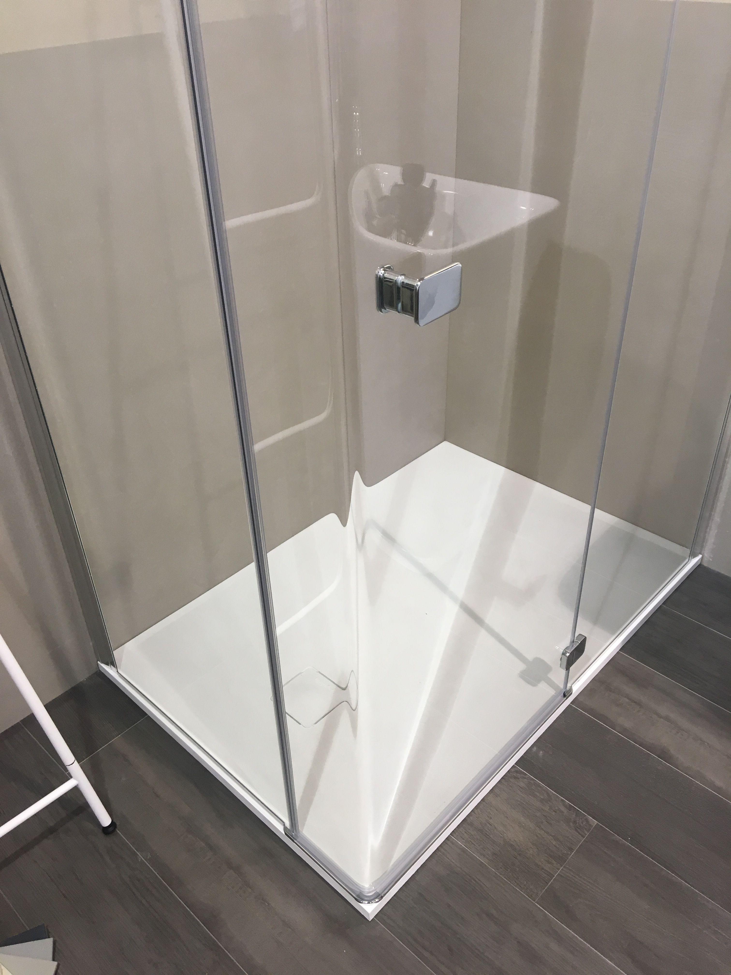 Anta Bagno ~ Tda modello frigo con anta in vetro temperato piegato 20mm con