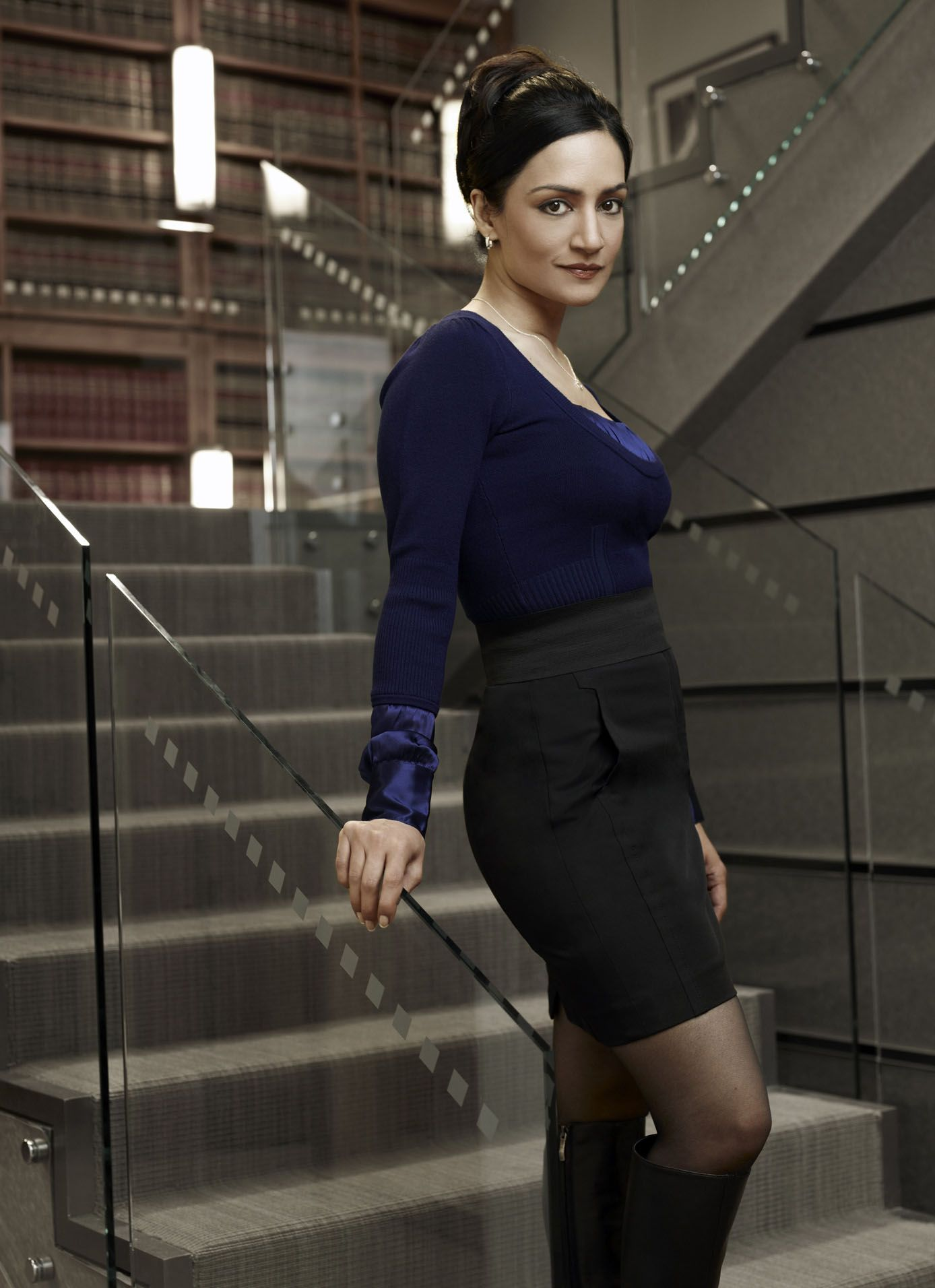Kalinda Sharma - The Good Wife; the most bad-a$$ Sharma on American TV!