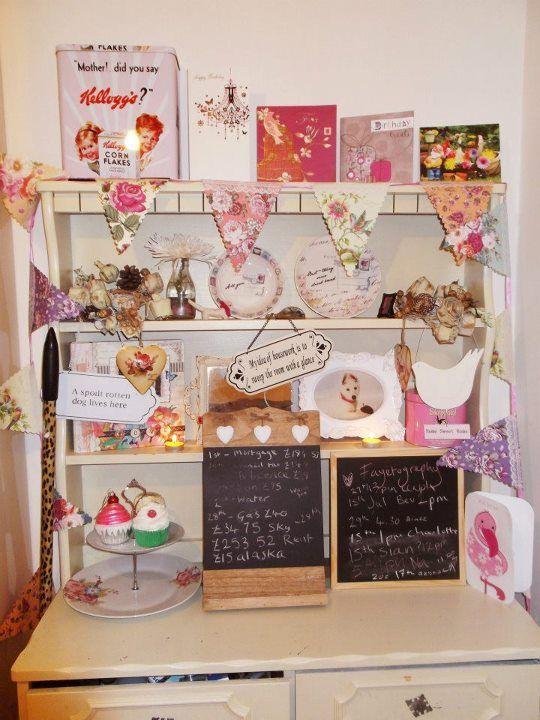 Welsh Dresser Kawaii Room Kawaii Bedroom Kids Room