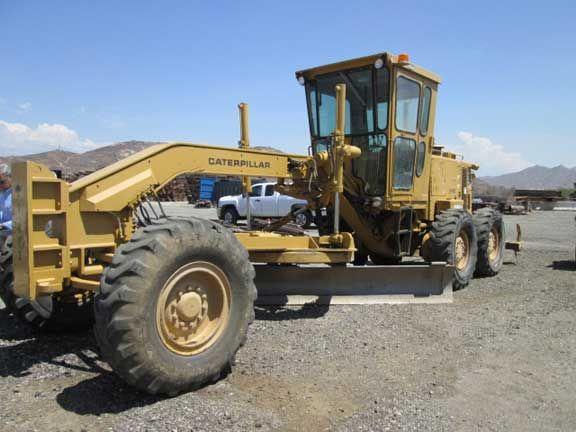 Used Caterpillar Motor Graders Cat 140g 81v00590 For Sale At Micoequipment Com Motor Grader Construction Equipment Cat Power