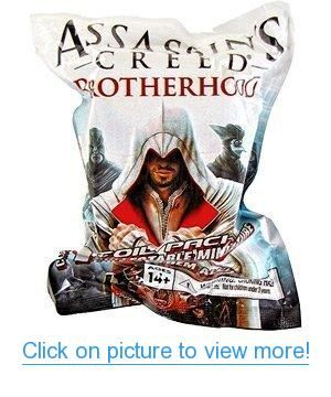 Assassin's Creed Brotherhood HeroClix Booster Pack