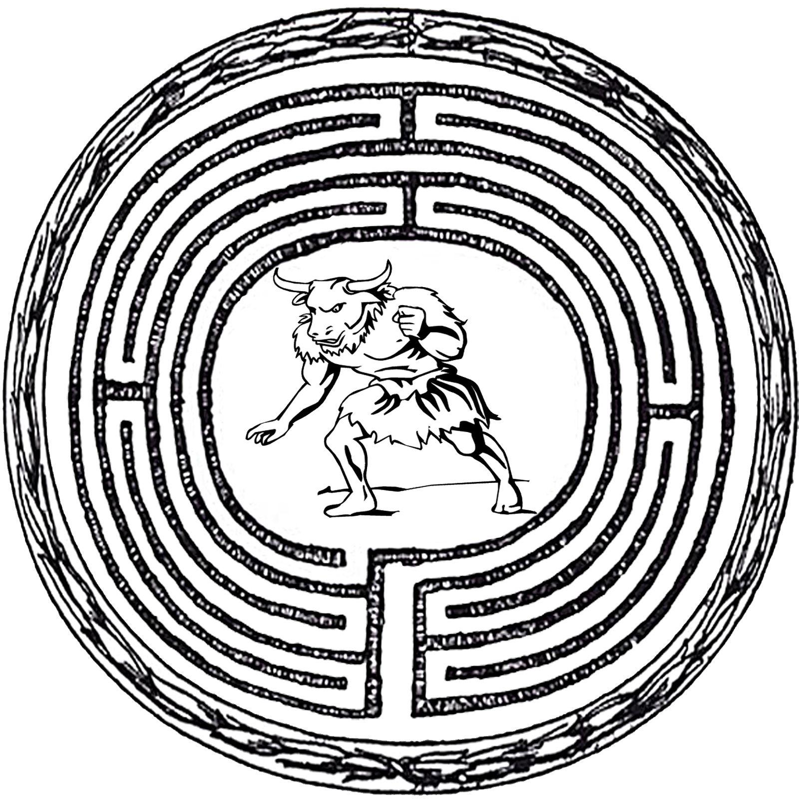 Minotaurlabyrinth