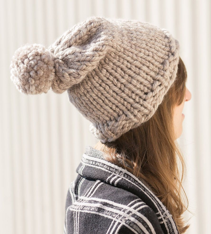 d007f5b6e57aed Endeavor II Pompom Chunky Knit Hat. Style ClothesFall ClothesSweater ...