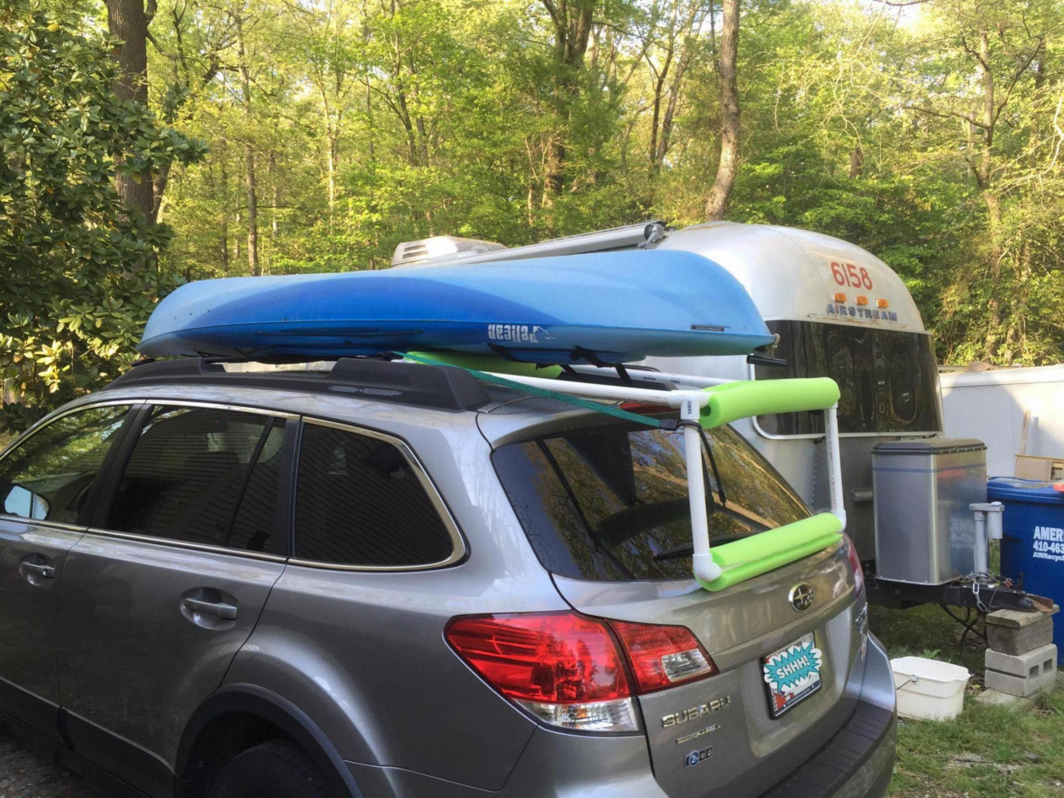 Looking For Diy Kayak Loader Ideas Page 2 Subaru Outback Subaru Outback Forums Kayaking Kayak Rack Kayak Transport